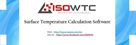 Get Best suit of Surface Temperature Calculation Software for your Parameters | Insulation Calculator | Scoop.it