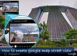 How to Create Google Map Street View? | tech support | Scoop.it