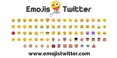 Cómo agregar emojis a tus tweets de Twitter | estudio5 | Scoop.it