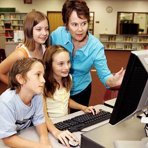 Kindles & Nooks in school Libraries | Edutopia | SchoolLibrariesTeacherLibrarians | Scoop.it