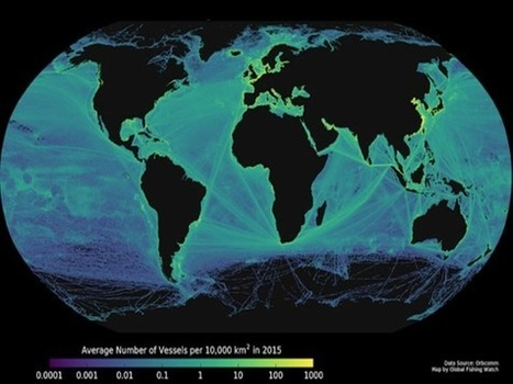 How satellites and big data can help to save the oceans   Geo & OS Intelligence   Scoop.it