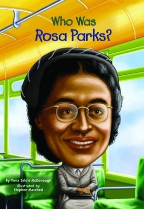 Who Was Rosa Parks? | Education Library and More | Scoop.it