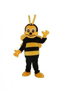 Bee Plush Adult Mascot Costume [5012178] - $181.00 : Shopping Cheap Dresses,Costumes,Quality products from China Best Online Wholesale Store | Cutest Mascot Costumes | Scoop.it