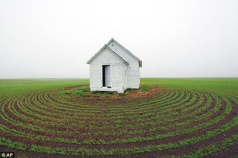 The North Dakota ghost towns that are coming back to life thanks to oil boom | What's new in Visual Communication? | Scoop.it