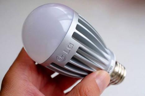 Las bombillas LED son una brillante alternativa para iluminar el hogar | Digital Sustainability | Scoop.it