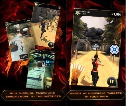 Free Download Hunger Games: Panem Run for Android | Gesto Games | Scoop.it