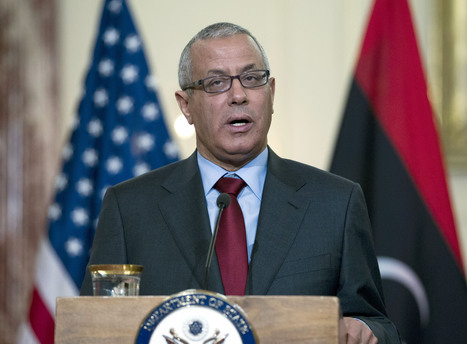 Cabinet shake-up begins in Libya under new law - Washington Times LAW = GUNS LAW | Saif al Islam | Scoop.it