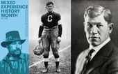 Light-skinned-ed Girl: Mixed Experience History Month 2013: Jim Thorpe, Star Athlete | Mixed American Life | Scoop.it