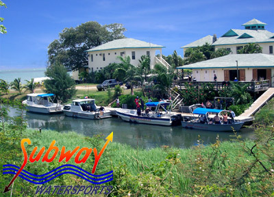 Subway Watersports - Diving - Travel Bay Islands | I love boating | Scoop.it
