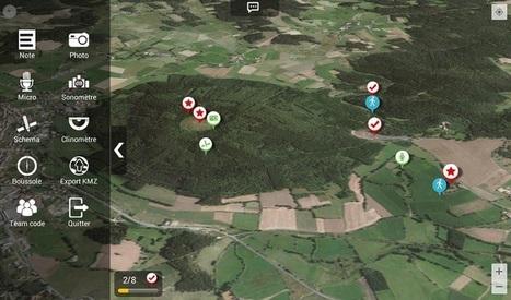 Tactileo Map... un écosystème pédagogique | Les outils d'HG Sempai | Scoop.it