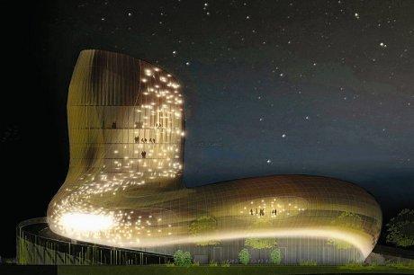 Bordeaux : Feu vert pour le centre culturel du vin | Agriculture en Gironde | Scoop.it