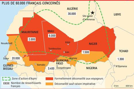 60.000 Français au Sahel et autant de cibles - leJDD.fr   Du bout du monde au coin de la rue   Scoop.it