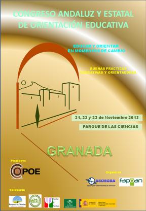 Congreso andaluz y estatal de Orientación Educativa - Noviembre de 2013 | Orientación Educativa - Enlaces para mi P.L.E. | Scoop.it