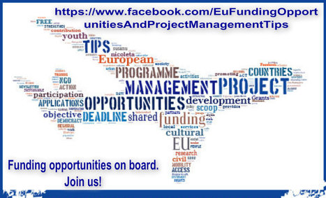 COS-Early Warning EU-2016-4-01 | EU FUNDING OPPORTUNITIES  AND PROJECT MANAGEMENT TIPS | Scoop.it