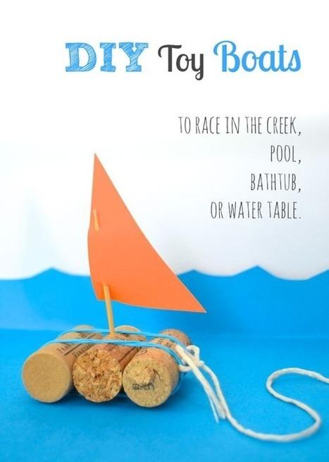 Toy Boats | Parent Autrement à Tahiti | Scoop.it