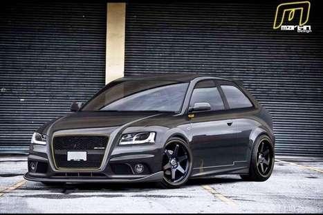 Audi A3 Modification Ideas | Best Car In The World | Scoop.it