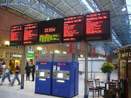 The wiki traintimetable - ICT and Computing in Education - | Moodle and Web 2.0 | Scoop.it
