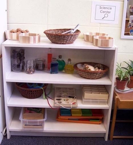 Preschool Science Center — PreKinders | Inquiry science | Scoop.it