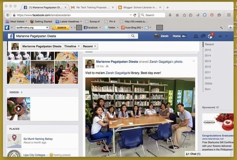 School Librarian in Action: A Visit From Librarians of Lipa City Colleges | School Librarian In Action @ Scoop It! | Scoop.it