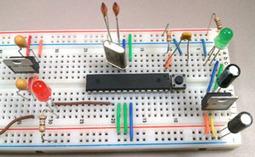Arduino on a Breadboard | Arduino Focus | Scoop.it