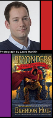 Meet the Author: Brandon Mull | 6-Traits Resources | Scoop.it
