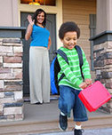 Having Kids Walk to School Comes With Risks, Benefits: MedlinePlus | School Nursing | Scoop.it