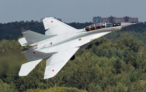 Is a Secret Deal Underway for Russia's 1,616MPH Supersonic MIG-29M? | Global politics | Scoop.it