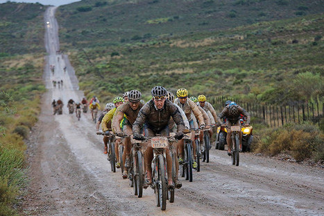 Cape Epic: mountain bike mud bath – in pictures | Mountain Biking | Scoop.it