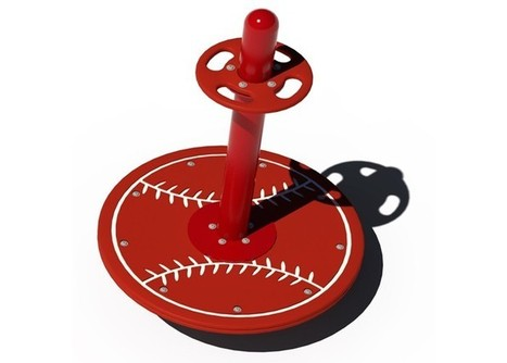 Baseball Spin-About - Spin Play - Independent Play - Product Categories | APC Play | Scoop.it