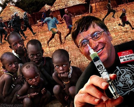 African Babies As Guinea Pigs? Malaria, Bill Gate$, Big Drug$ and Big Buck$ | Health Supreme | Scoop.it