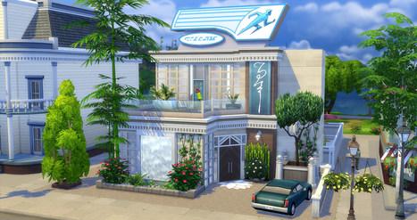 The Flash - Salle de Sport << StudioSims Creation | Les Sims | Scoop.it