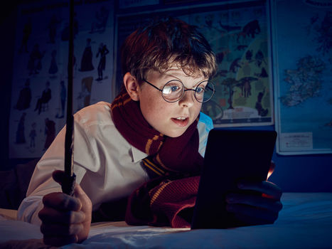 First Harry Potter and the Cursed Child book review to be written by speed-reading 10-year-old | Daily News Reads | Scoop.it