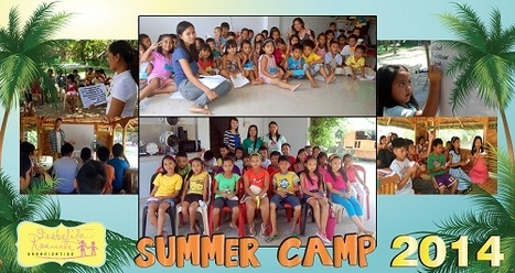 IROG Summer Camp 2014 in Action! | IROG( Isabelita Rosueta Organization) | Scoop.it