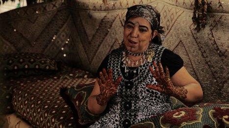 Hadda Ouakki, la chanteuse rebelle de l'Atlas. | Saison Rocher de Palmer | Scoop.it