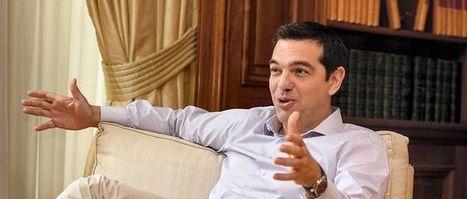 """Alexis Tsipras : """"Le plus courageux, c'est le pape"""" - Le Point - Le Point   Echos des Eglises   Scoop.it"""