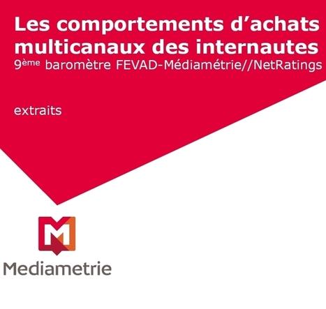 Le 9ème baromètre sur les Comportements d'Achats des Internautes | web, e-commerce, m-commerce | Scoop.it