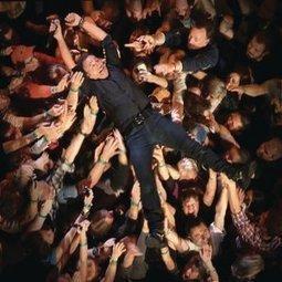 Bruce Springsteen's pedestal problem - Pete Chianca - Blogness | Bruce Springsteen | Scoop.it