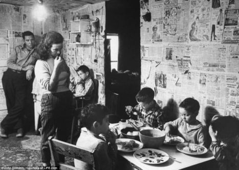 Valley of poverty: The desperate pictures of rural America that show 1930s-style depression actually lasted until the sixties   Archivance - Miscellanées   Scoop.it