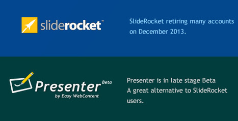 What is the best SlideRocket alternative? | Digital Presentations in Education | Scoop.it