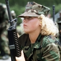 Women in the Military: Why Can't We Serve on the Front Lines? - Forbes | Gender and Crime | Scoop.it