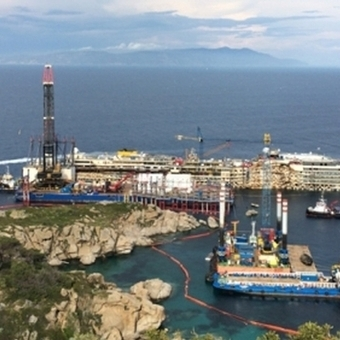 Removal of Costa Concordia Wreck Delayed Again | International Travel | Scoop.it