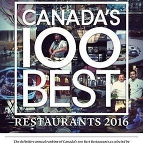 Canada's 100 Best Restaurants 2016   Canada's 100 Best   Restaurants, Recipes, Chefs & More   Alberta Food Geeks   Scoop.it