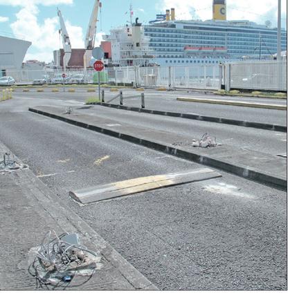 Le parking de la gare maritime libre d'accès - France.Antilles.fr Guadeloupe | Gpe | Scoop.it