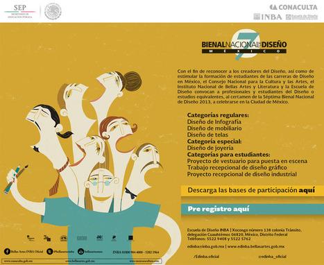 7 Bienal Nacional de Diseno | Convocatorias | Scoop.it