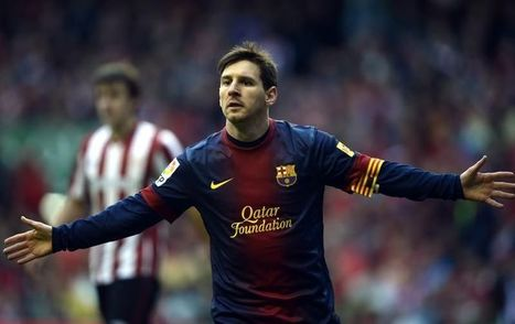 La vie de Lionel Messi au cinéma en 2014 | General Media | Scoop.it
