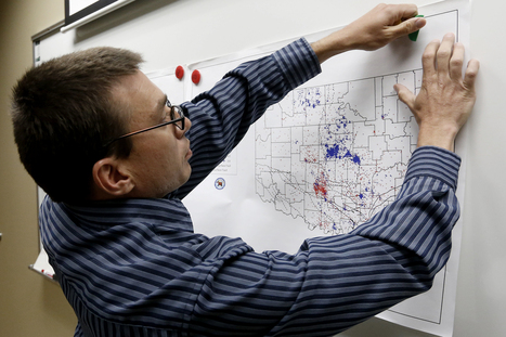 New study links Oklahoma earthquakes to fracking | Techniques de récupération | Scoop.it