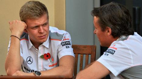 McLaren veut prioriser sa filière en titularisant Kevin Magnussen en 2014 | F1 au top | Scoop.it