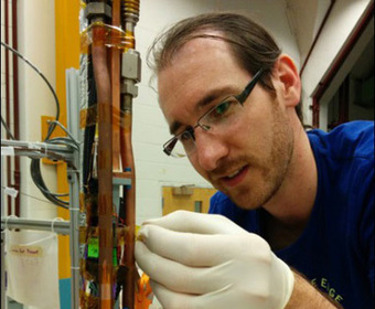 Cyclotron radiation from a single electron is measured for the first time | Nuclear Physics | Scoop.it