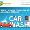 Know about Your Car Wash Services in Calgary from Happy Bays