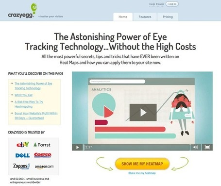 9 Insider Tips for Creating a Killer Explainer Video | KISSmetrics | The Social Media Marketing | Scoop.it